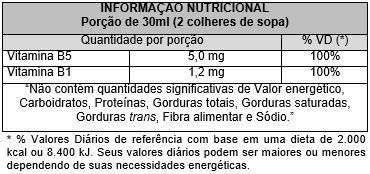 L-Carnitina 2000 400ml Probiótica  - Vitta Gold
