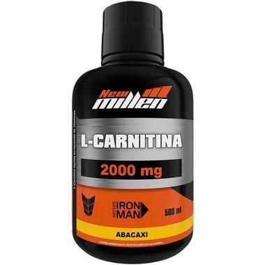 L-Carnitina 2000mg 500ml New Millen