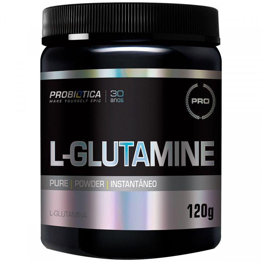 L-Glutamina 120g Probiótica