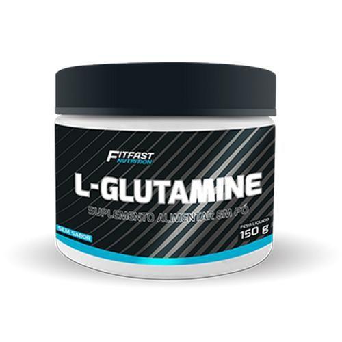 L-Glutamina 150g FitFast Nutrition