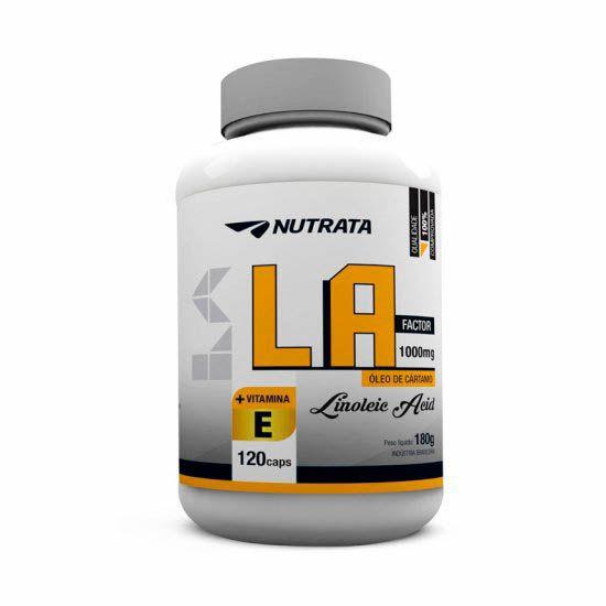 LA Factor 120 Cápsulas Nutrata  - Vitta Gold