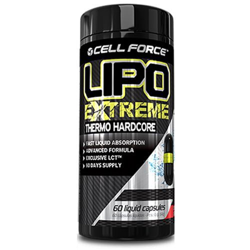 Lipo Extreme 60 Cápsulas Cell Force  - Vitta Gold