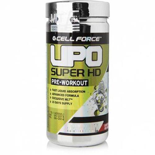 Lipo Super HD 60 Cápsulas Cell Force  - Vitta Gold Nutrição Esportiva