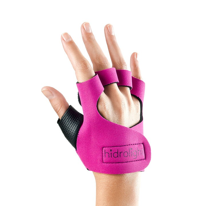 Luva para Musculaçao Pink - Hidrolight