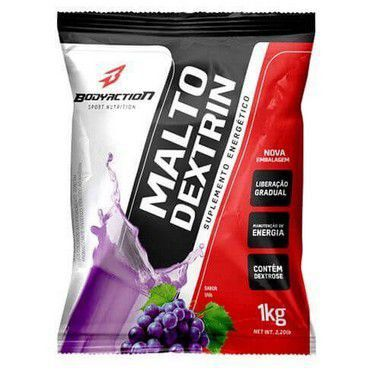 Malto Dextrin 1kg Body Action