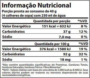 Maltodextrin 1kg Atlhetica Nutrition  - Vitta Gold