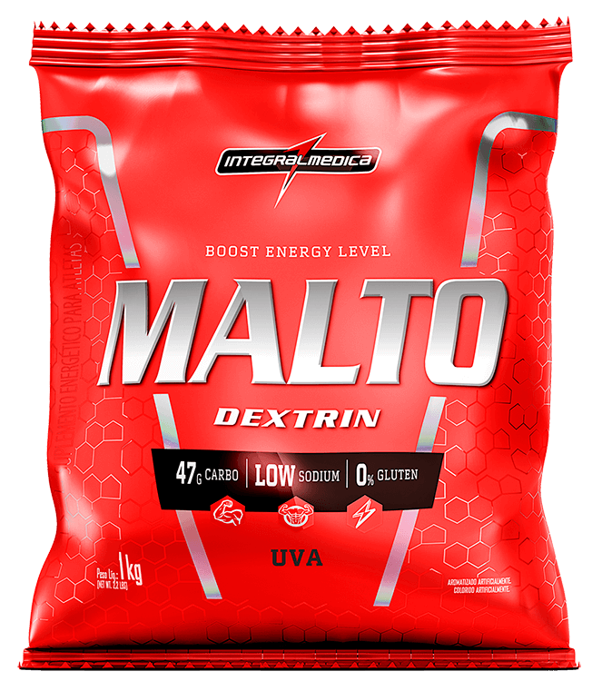 Maltodextrina 1kg Integralmédica  - Vitta Gold