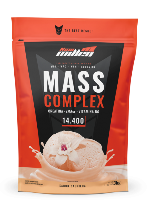 Mass Premium 14400 3w 3kg New Millen