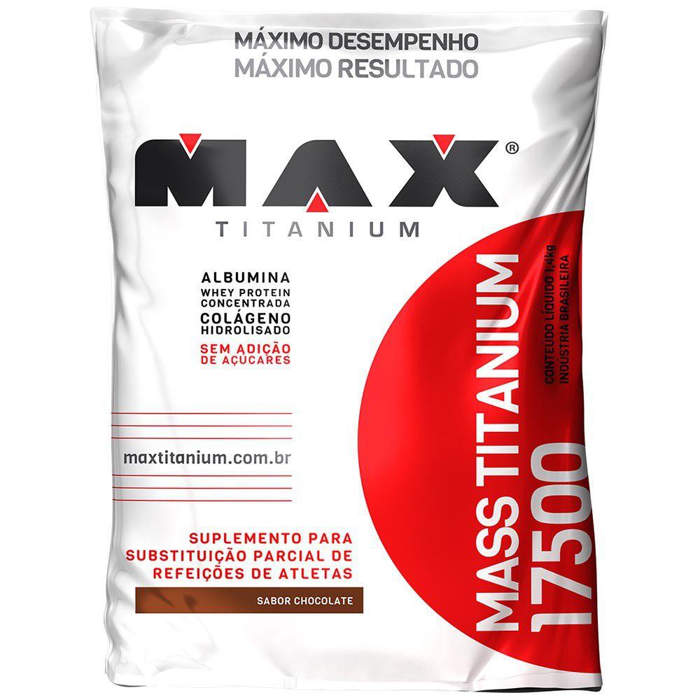 Mass Titanium 17500 1,4kg Max Titanium