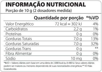 MCT C8 + C10 250g Atlhetica Nutrition  - Vitta Gold