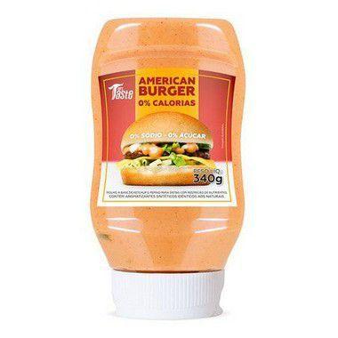 Molho para Lanches American Burger 340g Mrs Taste