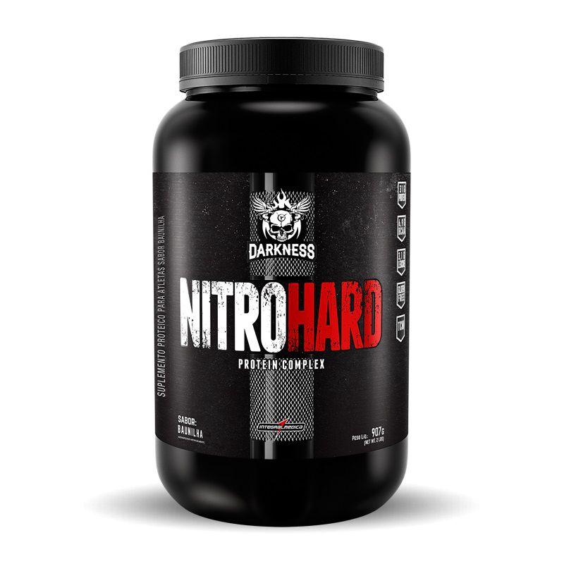 Nitro Hard Darkness 907g IntegralMédica  - Vitta Gold