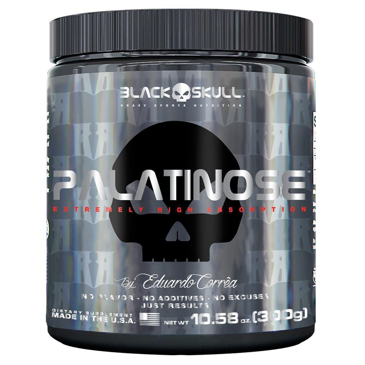 Palatinose 300g Black Skull  - Vitta Gold