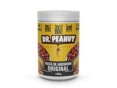 Pasta de Amendoim Original 1kg Dr. Peanut