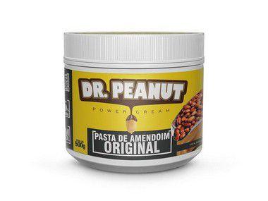 Pasta de Amendoim Original 500g Dr. Peanut  - Vitta Gold