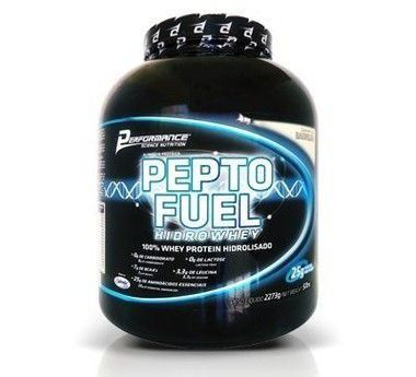 Pepto Fuel Whey 100% Hidrolisado 2,276kg Performance Nutrition