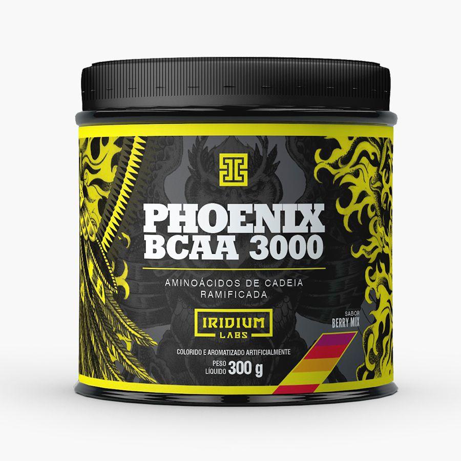 Phoenix BCAA 300g Iridium Labs  - Vitta Gold