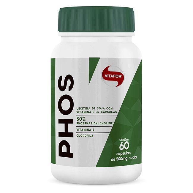 PHOS 60 Cápsulas Vitafor