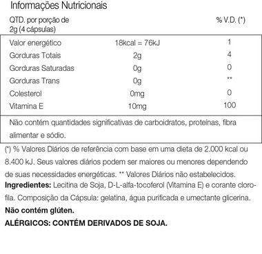 PHOS 60 Cápsulas Vitafor  - Vitta Gold