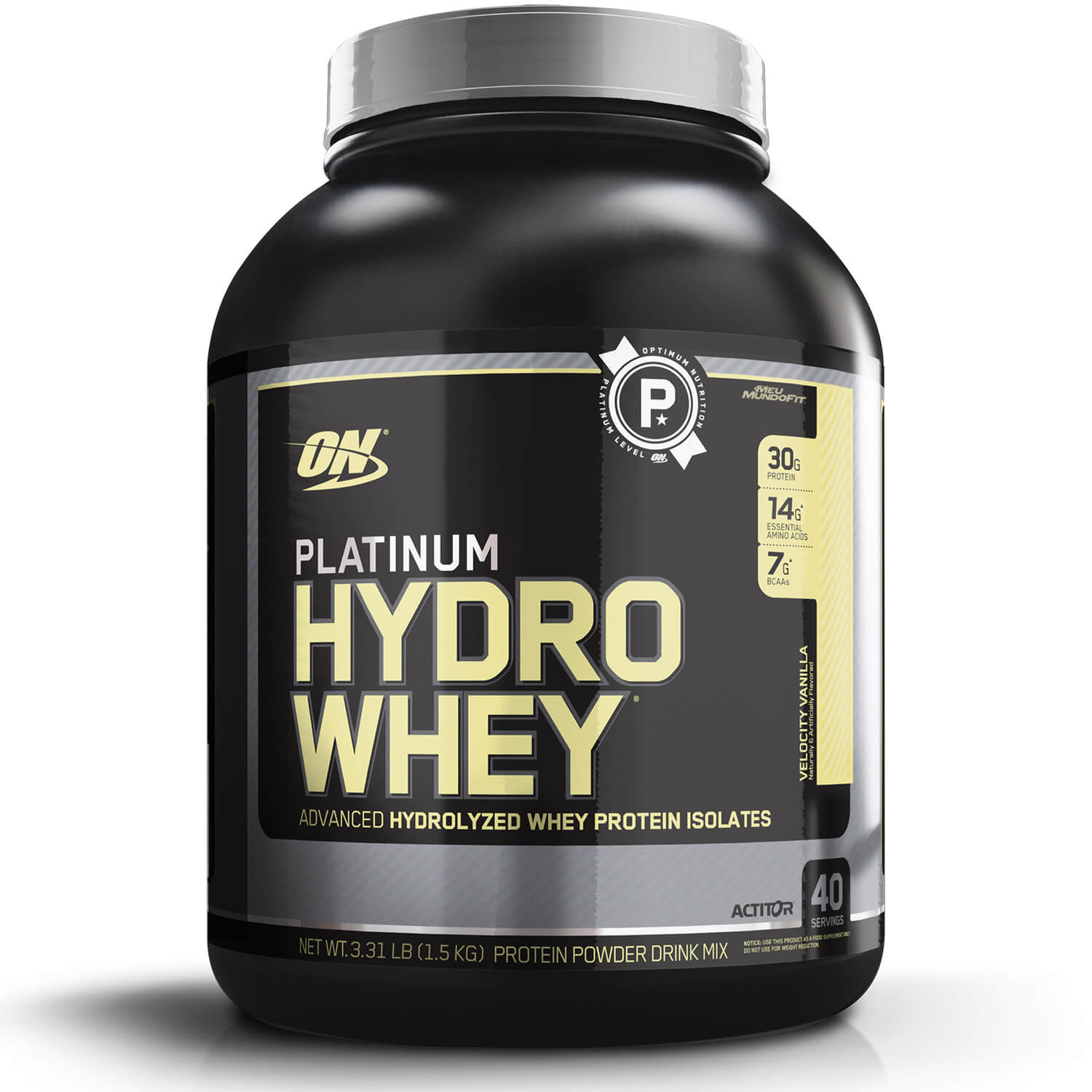 Platinum Hidro Whey 1,5kg Optimum Nutrition