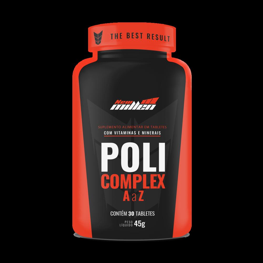 Poli Complex 30 Tabletes New Millen