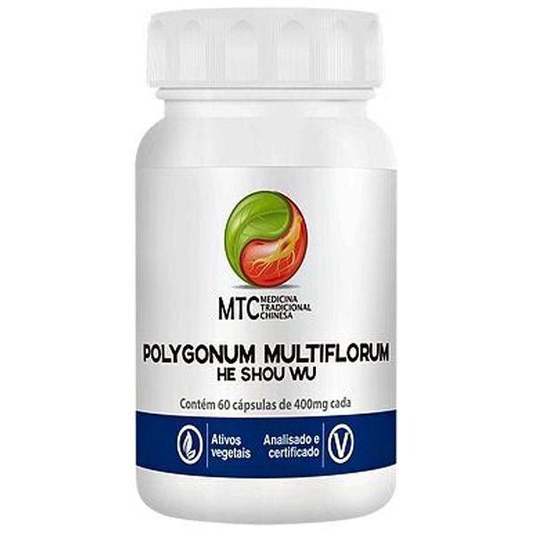 Polygonum Multiflorum He Shou Wu (FO-TI) 60 Cápsulas Vitafor  - Vitta Gold