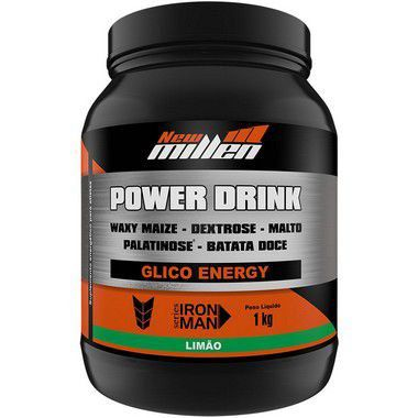 Power Drink 1kg New Millen