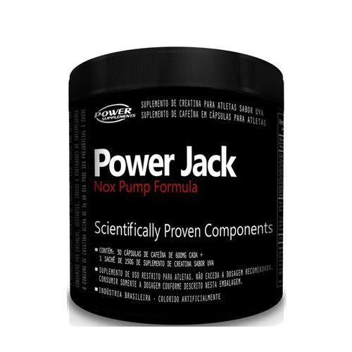Power Jack Nox Pump 30 Doses Power Supplements  - Vitta Gold