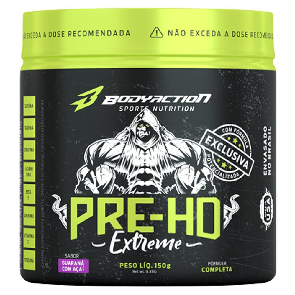 Pre-HD Extreme 150g Body Action  - Vitta Gold