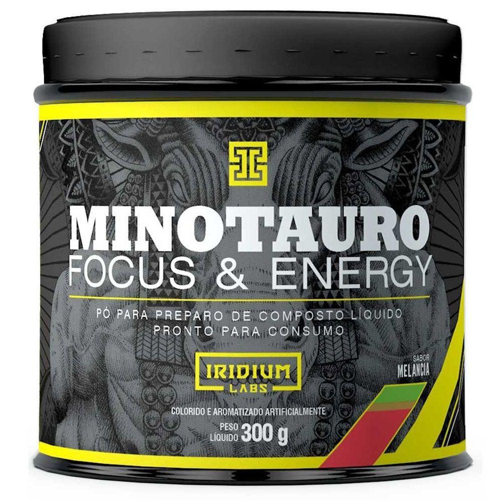 Pré Treino Minotauro 300g Iridium Labs