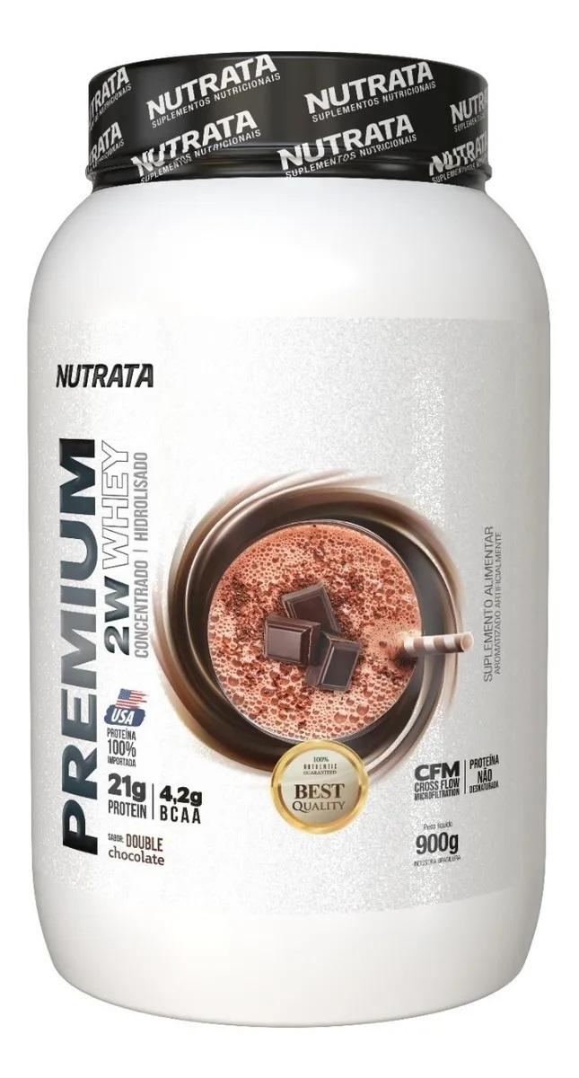 Premium Whey 900g Nutrata