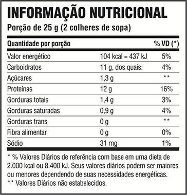 Pro Whey Protein 500g Probiótica  - Vitta Gold Nutrição Esportiva
