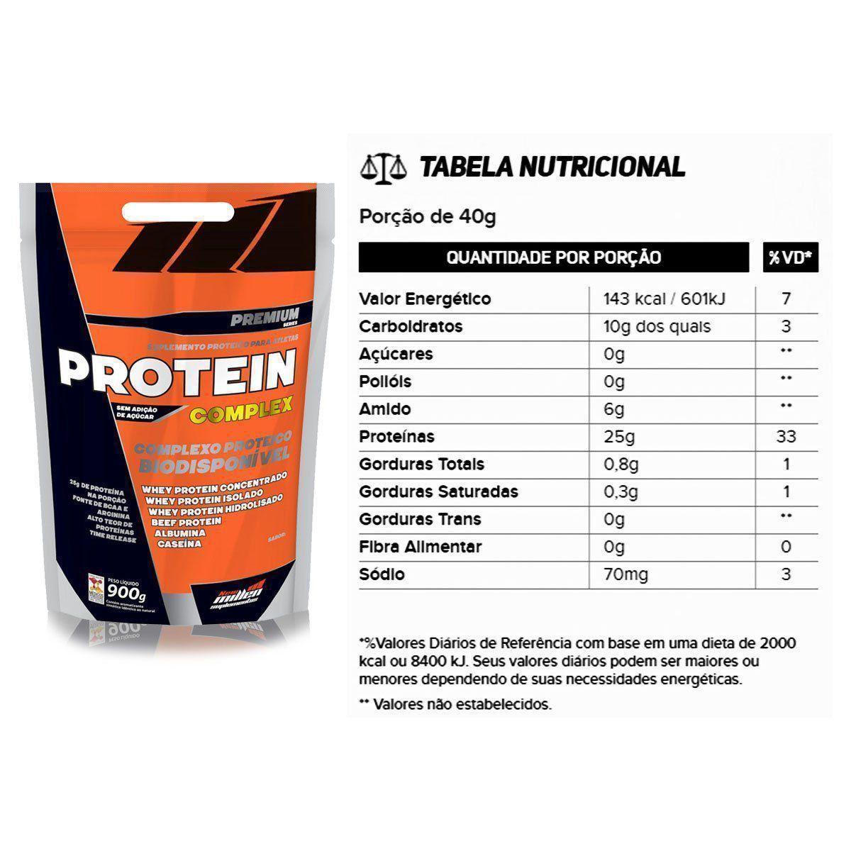 Protein Complex 1,8kg New Millen  - Vitta Gold