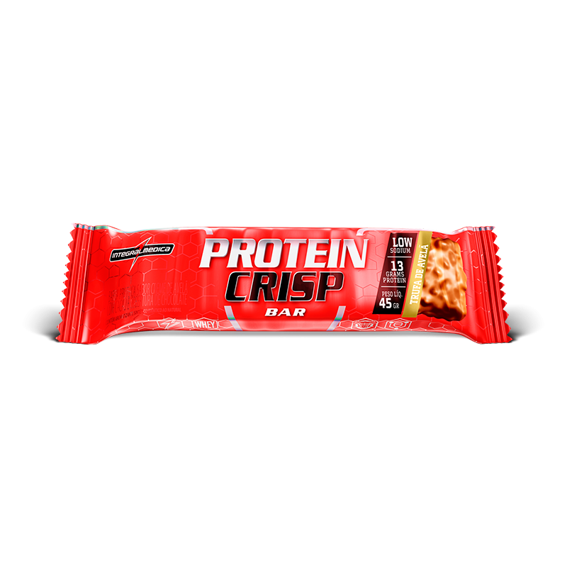 Protein Crisp 45g Integralmédica