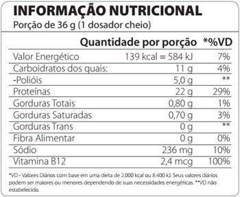 Reaction Vegan 720g Atlhetica Nutrition  - Vitta Gold