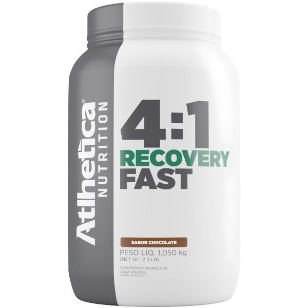 Recovery Fast 4:1 1,050kg Atlhetica Nutrition