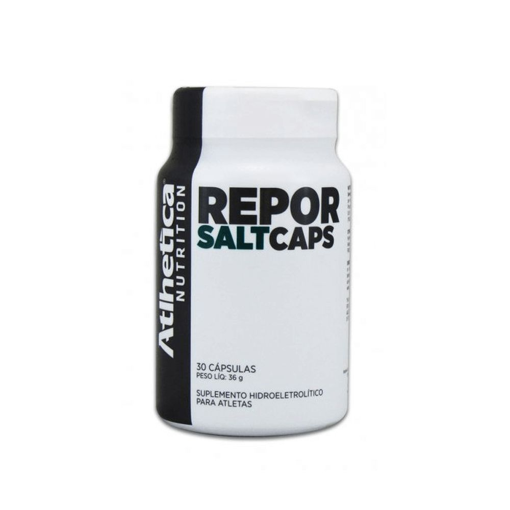 Repor Salt 30 Cápsulas Atlhetica Nutrition  - Vitta Gold