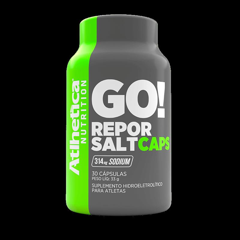 Repor Salt 30 Cápsulas Atlhetica Nutrition