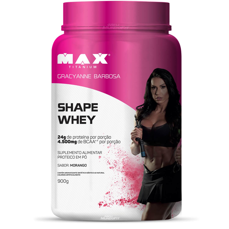 Shape Whey 900g Max Titanium