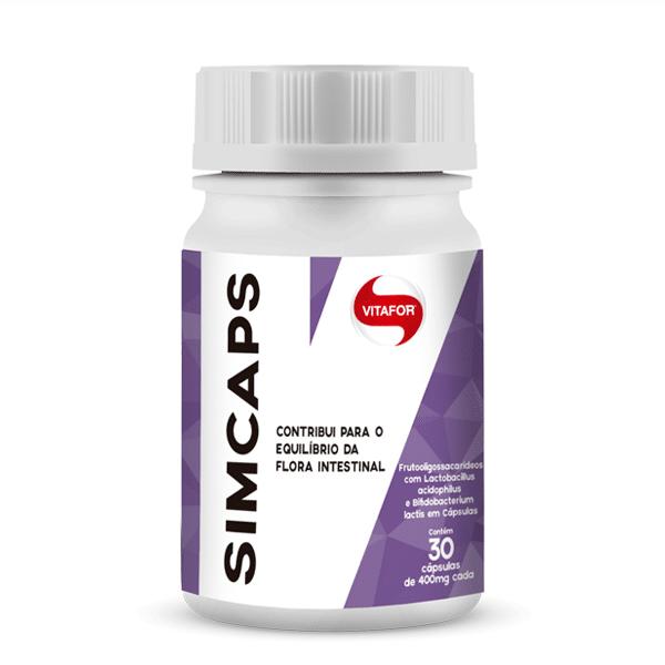 Simcaps 30 Cápsulas Vitafor
