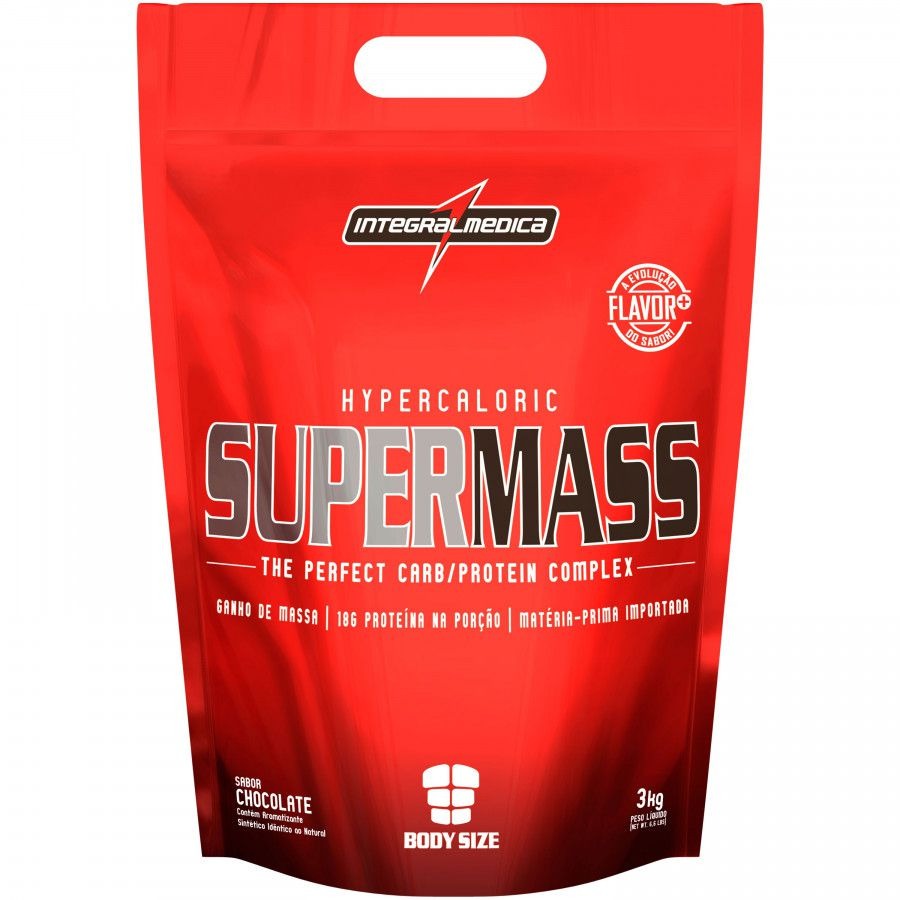 Super Mass 3kg Integralmédica  - Vitta Gold