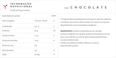 Super Whey 3w 1,8kg Integralmédica  - Vitta Gold