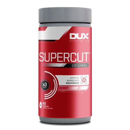 Supercut 60 Cápsulas Dux Nutrition  - Vitta Gold