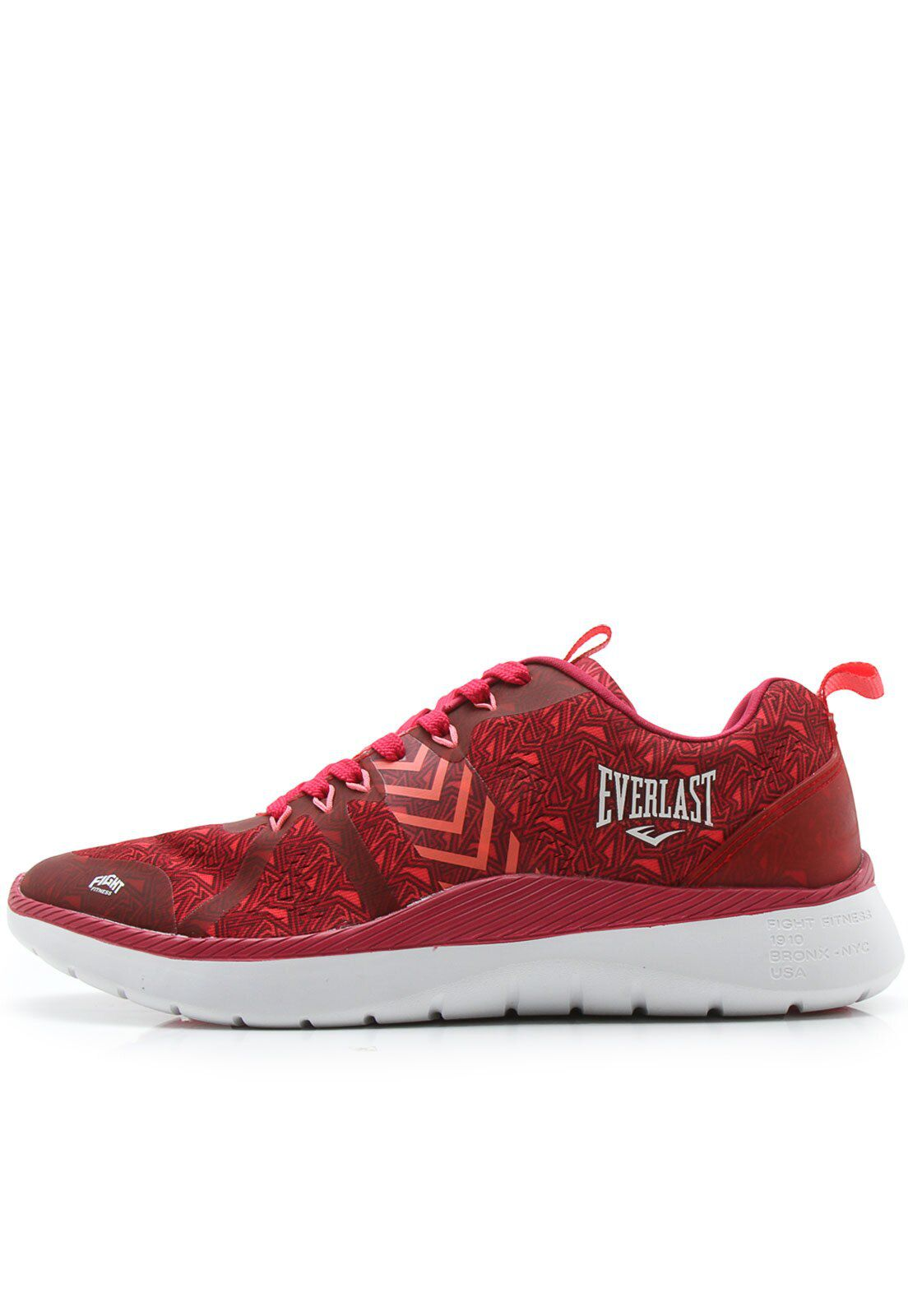 Tênis Everlast Haze Low Pink  - Vitta Gold
