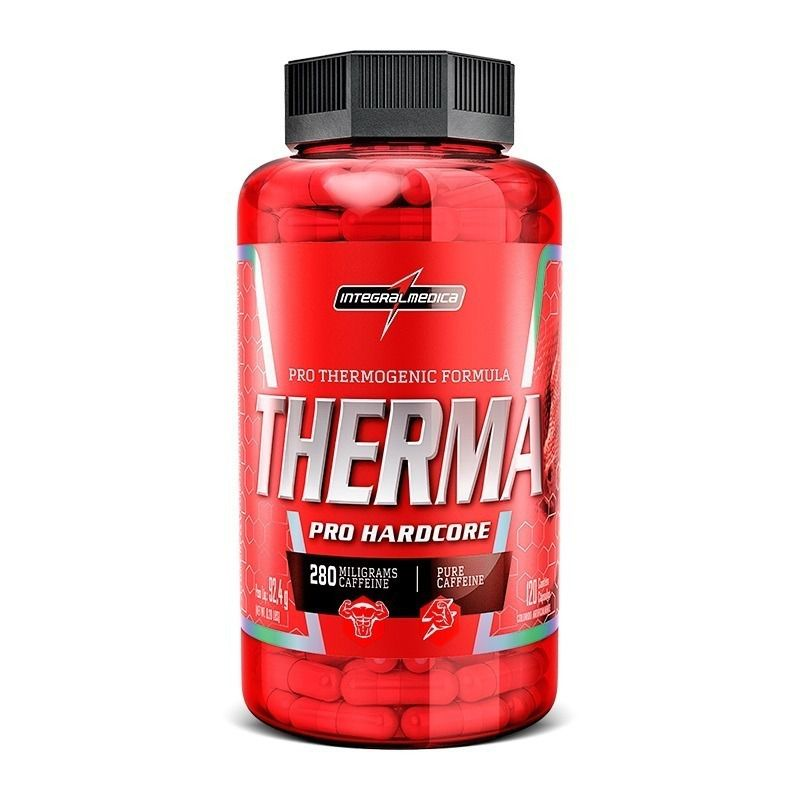 Therma Pro Hardcore 120 Cápsulas Integralmédica  - Vitta Gold