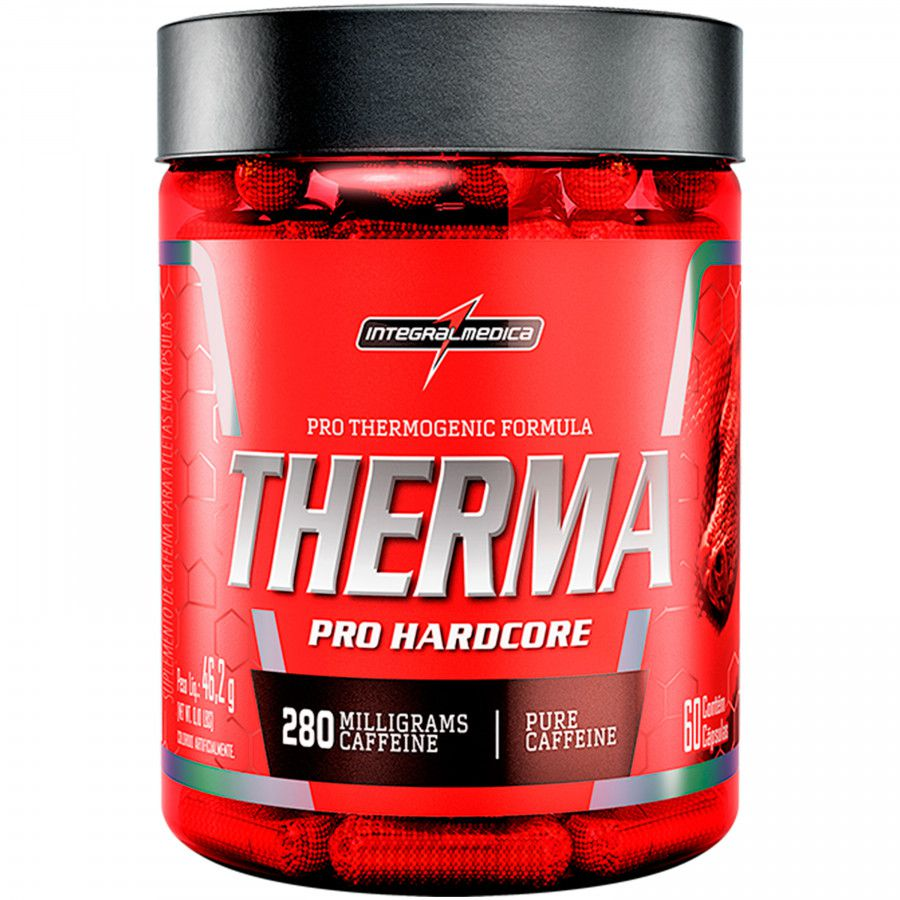 Therma Pro Hardcore 60 Cápsulas Integralmédica
