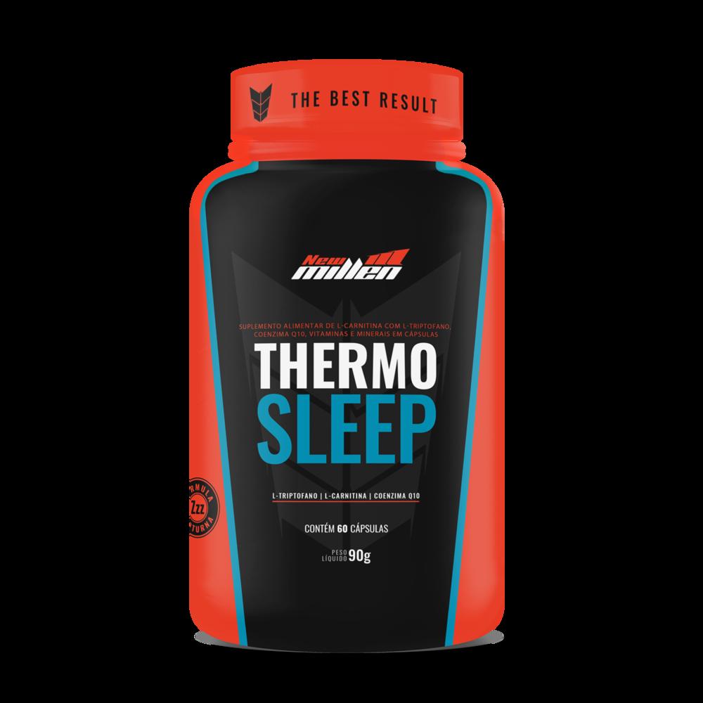 Thermo Sleep 300mg 120 Cápsulas New Millen