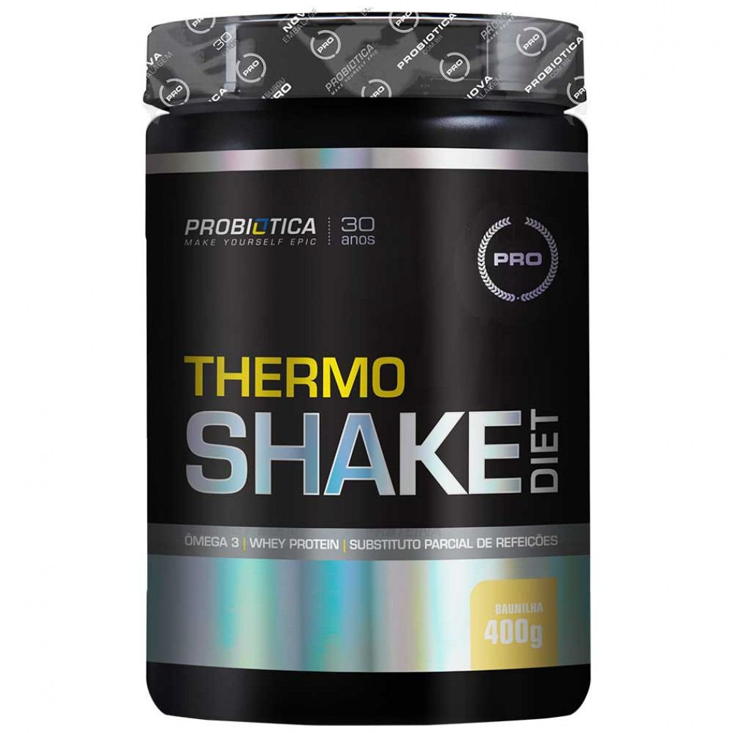 Thermo Shake Diet 400g Probiótica  - Vitta Gold