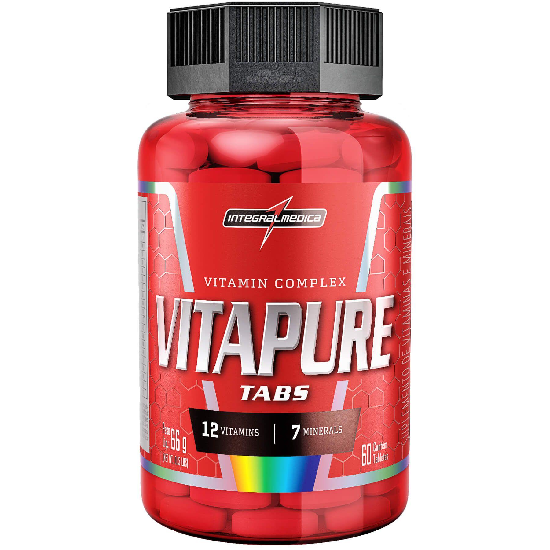 Vitapure 60 Tabletes Integralmédica