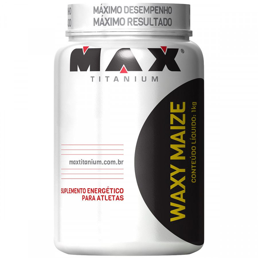 Waxy Maize 1kg Max Titanium  - Vitta Gold